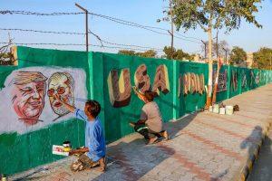 45 Families Living in Slum Near 'Namaste Trump' Venue Served Eviction Notices