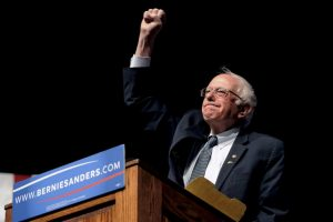 The Cosmic Irony of the Rise of Bernie Sanders