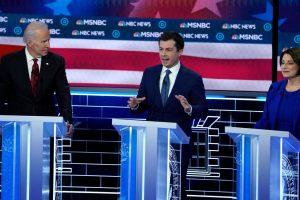Moderate Democrats Close Ranks as Buttigieg, Klobuchar Endorse Biden