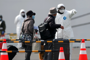 Japan's Quarantine Strategy Under the Scanner as Coronavirus Spread Continues