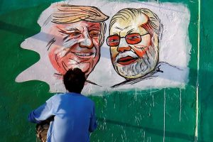 'Howdy' and 'Namaste' Not Enough, Trump Now Seeks Modi's Help in Re-Election
