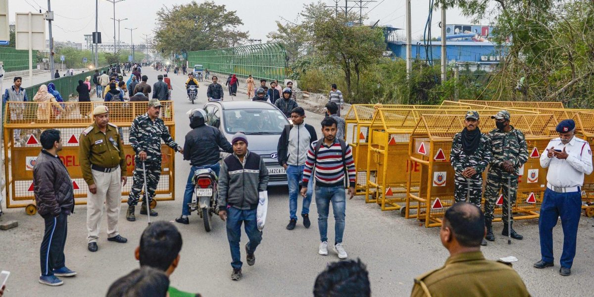 Delhi Police, Not Protestors, to Blame for Traffic Around Shaheen Bagh: Ex CIC Tells SC