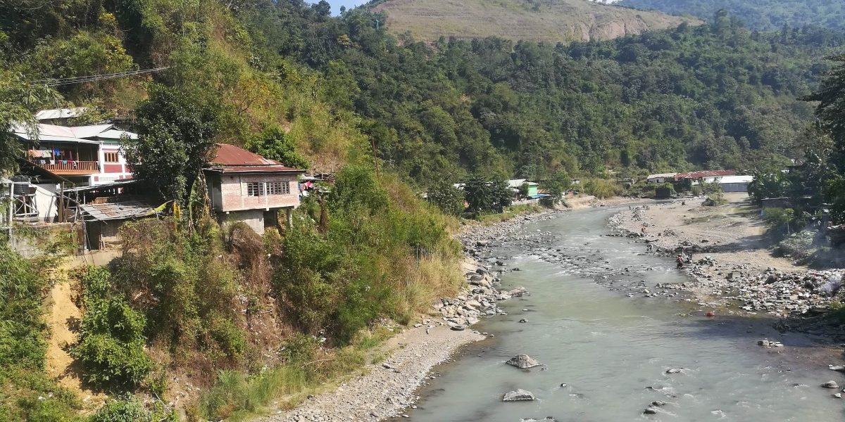 Ground Report: As a Railway Line Grows, a River in Manipur Is Fighting for Survival