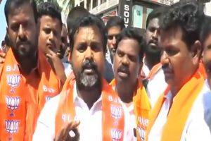 Sri Ram Sene Leader Puts Bounty on Activist Amulya Leona, Police Fail to Take Action
