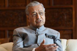 Malaysia PMMahathirMohamad Sends Resignation Letter to King