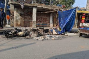 Delhi Ground Report: Stone-Pelting, Arson Continues in Ghonda, Police Stand By