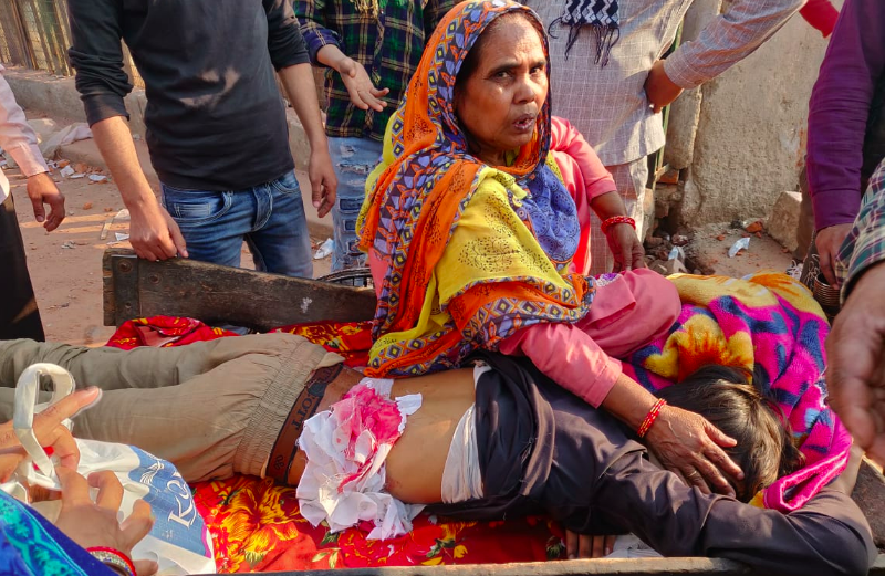 Delhi Riots: 14-Year-Old Boy Shot at in Kardam Puri in Stable Condition