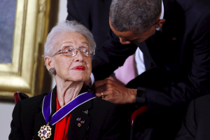 NASA Mathematician Katherine Johnson, Who Played Key Role in 1969 Moon Mission, Dies