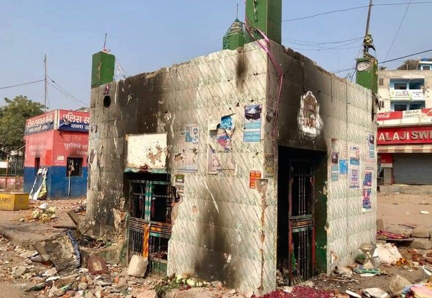 'We Burnt the Mazar Down': Hindutva Men Talk About the Violence They Unleashed