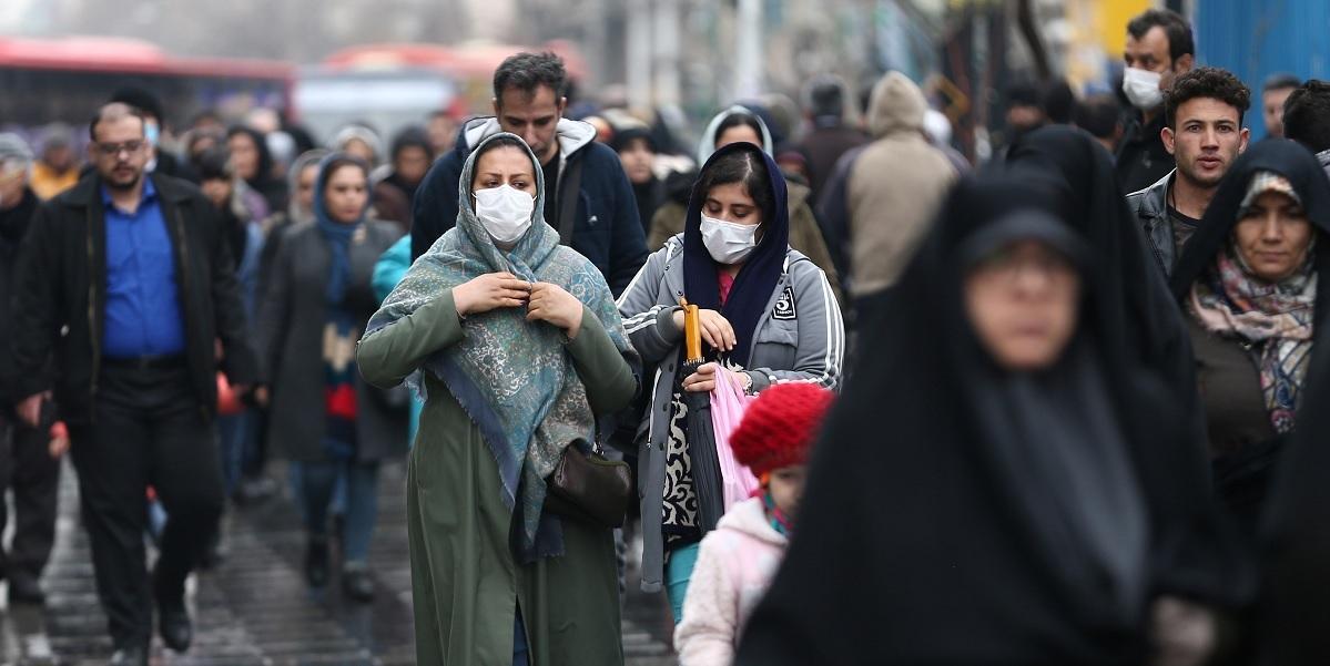 Iran's deputy health minister