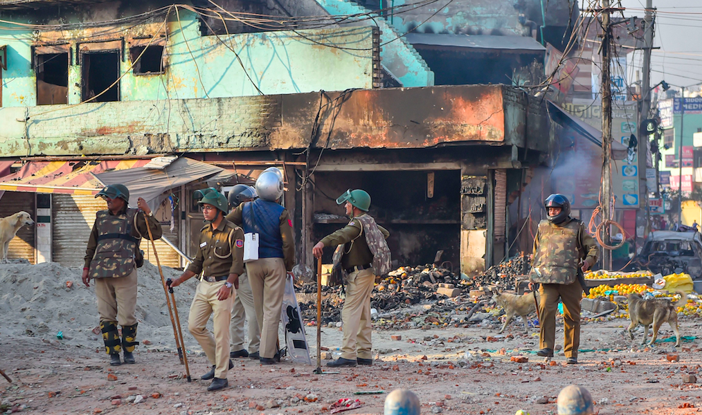 Delhi Riots: Amidst Reports of 'Shoot-at-Sight' Orders, New Special Commissioner Appointed