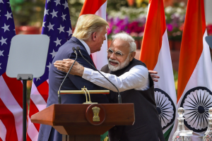 Trump Says Modi Cited Rise in Muslim Population as Testament to Religious Freedom in India
