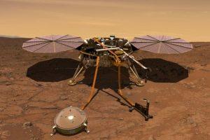 New Discovery: Mars Has Quakes