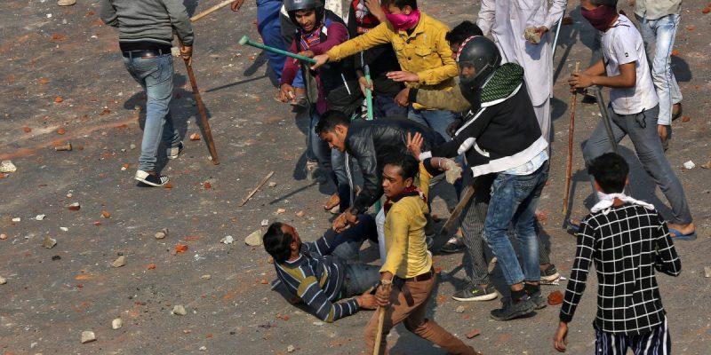 Don't Blame Victims Burning in Delhi's Violence, Again