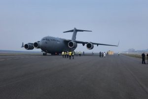 IAF Plane Goes to Wuhan With Aid, Returns With Indians, Other Foreign Nationals