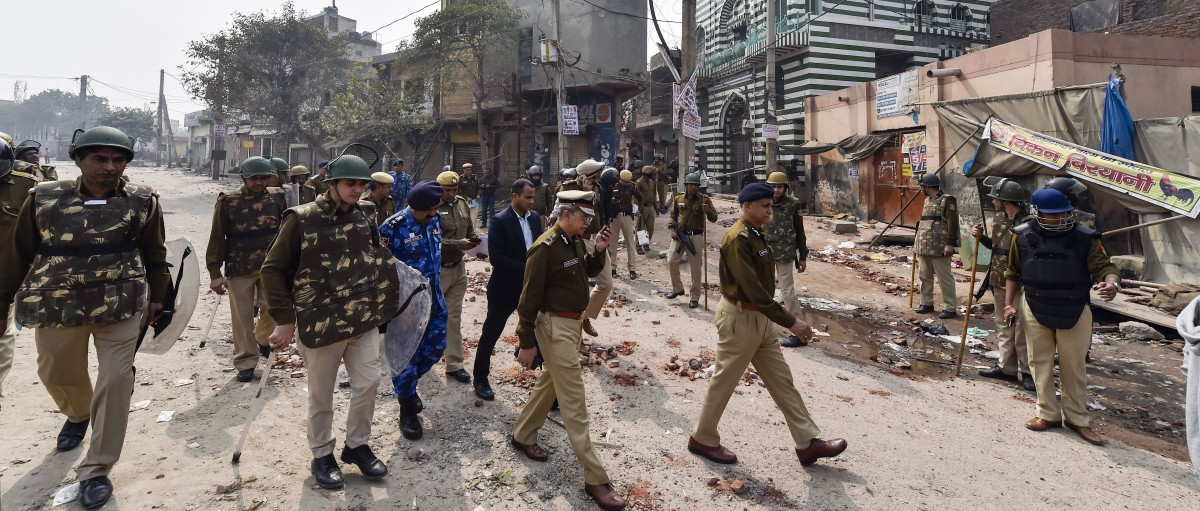 Delhi Riots: 'Is Police Inquiring Into a Conspiracy or Is the Inquiry Itself a Conspiracy?'
