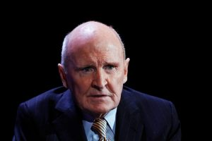 Jack Welch, Who Led GE's Rapid Expansion, Dies at 84