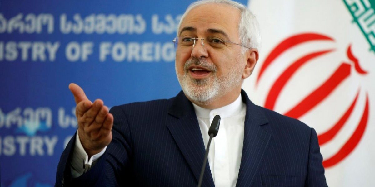Iran Foreign Minister Calls on India to 'Not Let Senseless Thuggery Prevail'