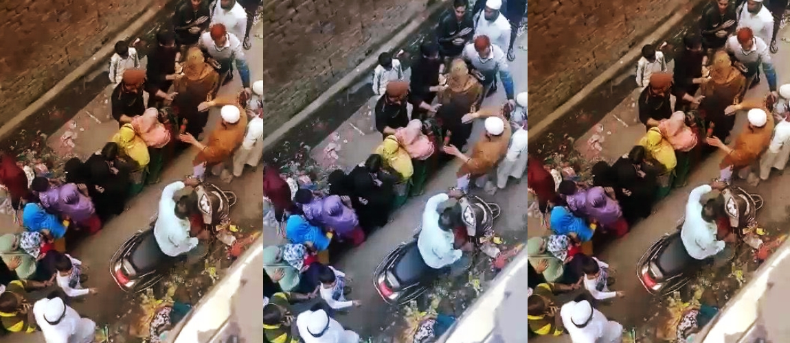 Delhi Riots: Video of Relief Distribution Circulated With Distorted Claims
