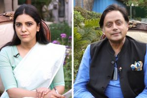 Watch | UNHRC Action Unprecedented, India's Image Abroad At It's Worst: Tharoor
