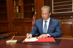 Malaysia's New Prime Minister Delays Parliament Session by Two Months