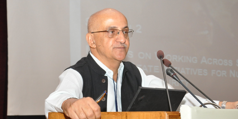 'Constitution, Love, Ahimsa': Harsh Mander's Speech Which Centre Now Claims 'Incited Violence' - The Wire