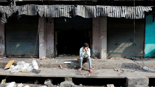 Coronavirus Fears Are a Double Whammy for Displaced Victims of Delhi Riots