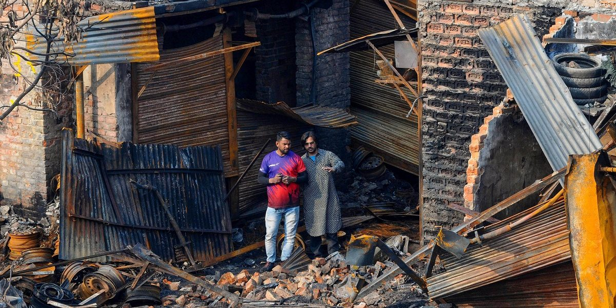 Delhi Riots: Police, SDM Office Dithered on Compensation Claims for Months Before HC Order