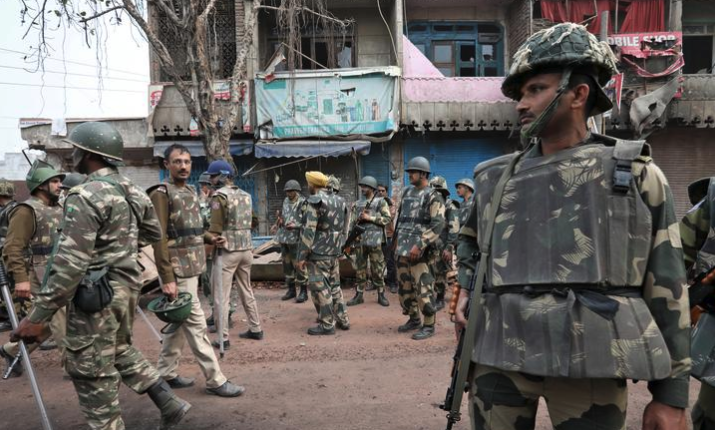 Delhi Riots: Now, Only One Community Feels Safe Around Security Forces