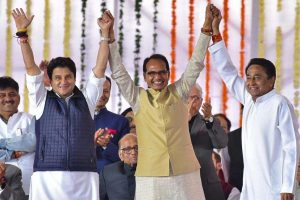 MP Bypolls: Congress Faces Uphill Task, but BJP's Scindia and Chouhan Need Strong Showing