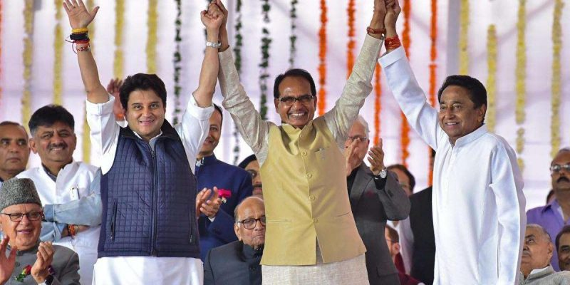 MP Bypolls: Congress Faces Uphill Task, but BJP's Scindia and Chouhan Need Strong Showing - The Wire