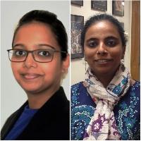 Shruthi Naik and Leah Verghese