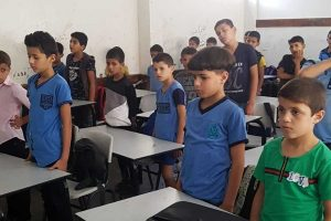 Fear and Aggression: Palestinian Teachers Recount How Horrors of War Impact Children