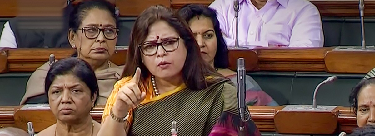 Make IB Reports Public, Says Meenakshi Lekhi in LS Amid Row Over Judge's Transfer