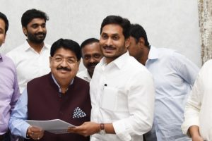 For RS Polls, Jagan Reddy Nominates Associate of His Father's Old Enemy – Ambani