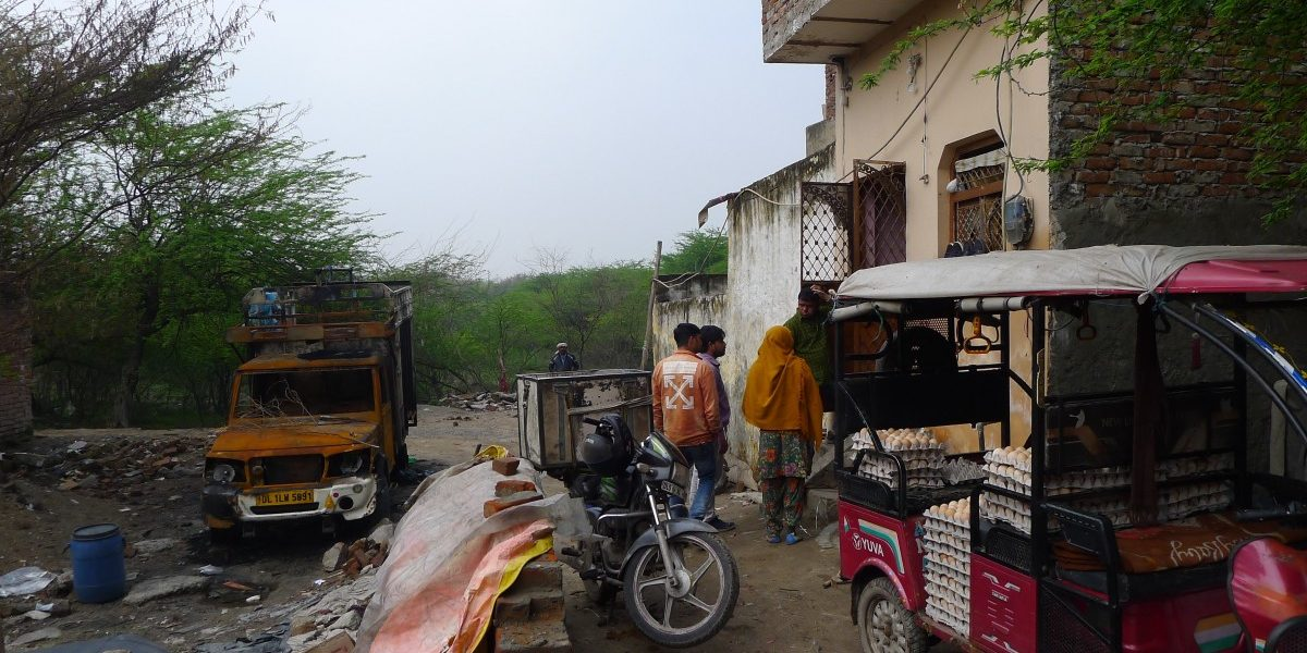 Break in India: How Muslims' Businesses Built Over Years Were Destroyed in a Day