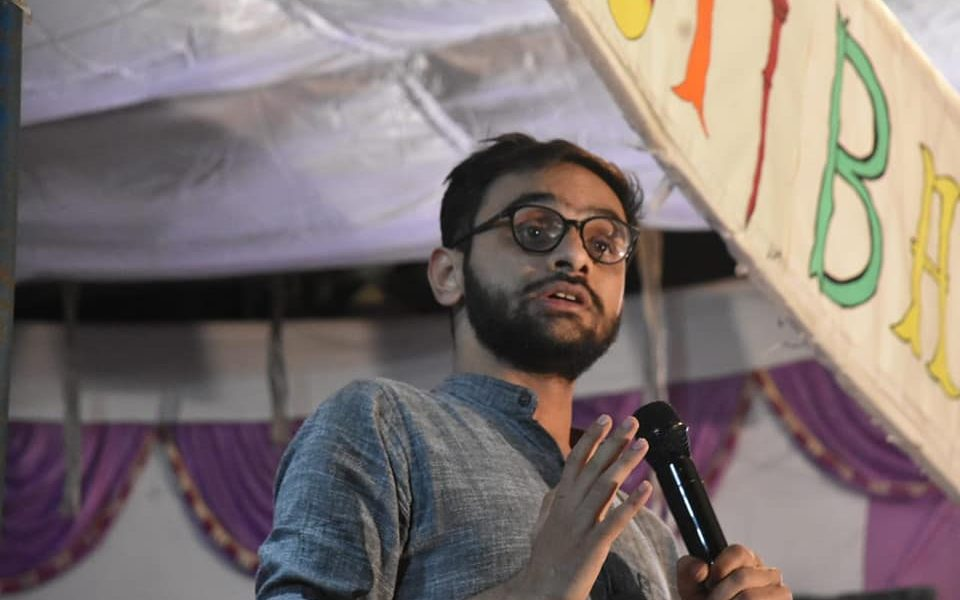 Selectively Quoting His Speech, BJP MPs Blame Umar Khalid for Delhi Riots