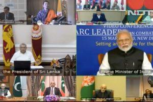 SAARC Video Conference: India Moots $10M for COVID-19 Regional Fund, Pak Raises Kashmir
