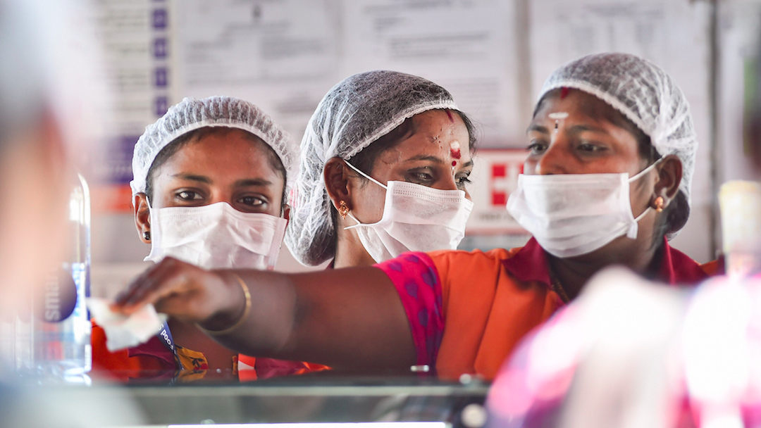 The Pandemic Is An Opportunity For A New Normal To Take Shape