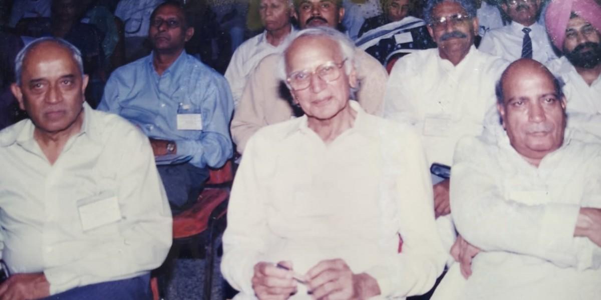 Farewell Dr Mubashir Hasan: A Nobel Peace Laureate Remembers His Old Friend