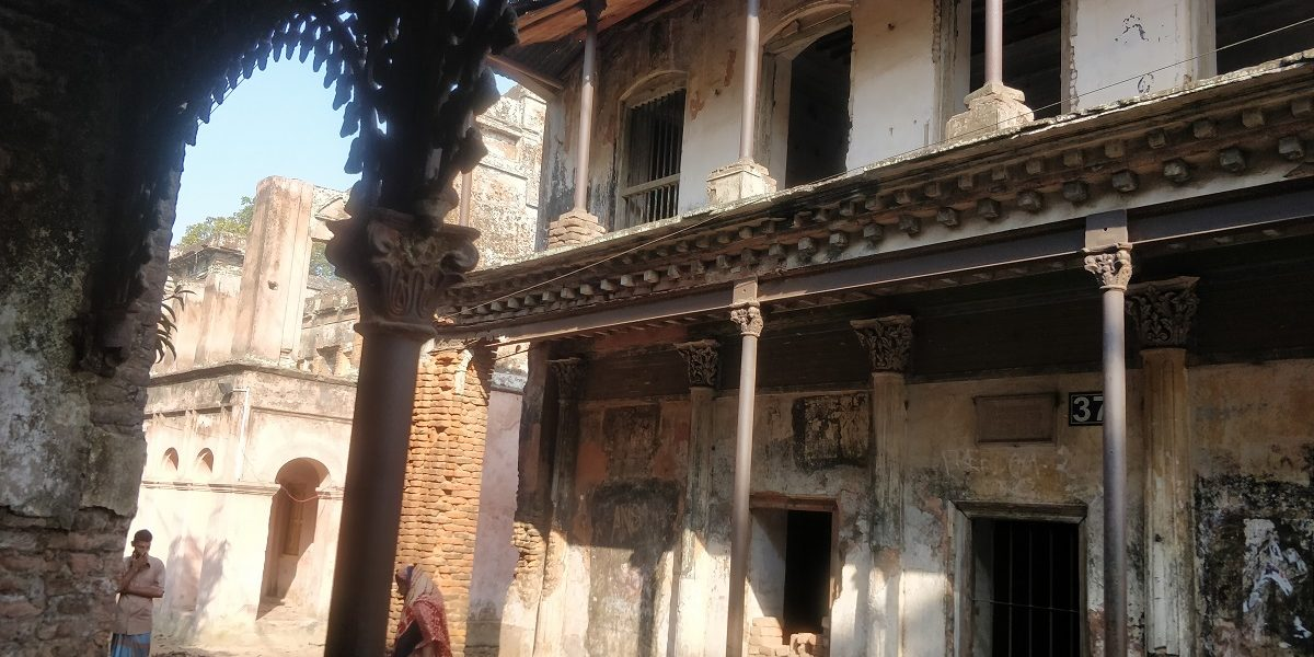 The Houses of Memory: In a Bangladeshi City, Ruins That Evoke a Sense of Loss