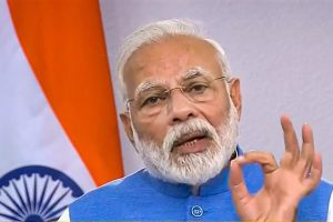 Modi's Moral Science Lecture for a Nation Facing a Crisis