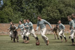 The English Game: Football's Class Conflicts Under the Spotlight in Netflix's New Drama