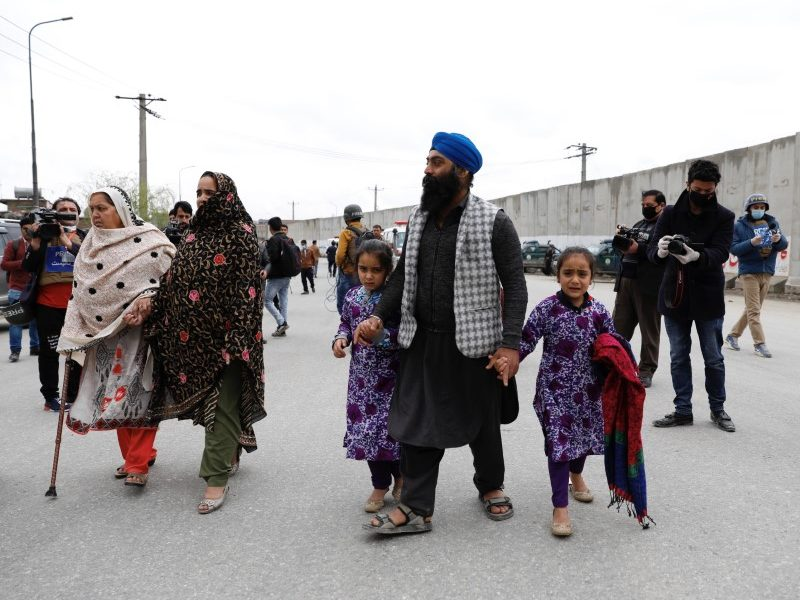 Islamic State Attack on Gurudwara in Kabul Leaves 25 Dead; India, US Condemn Strike