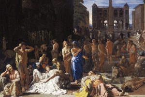 Ancient Greeks Purged Cities of Diseases – And The Most Vulnerable Suffered