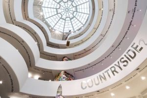 Rem Koolhaas' Guggenheim Show Imagines a Dystopian Future for Humanity