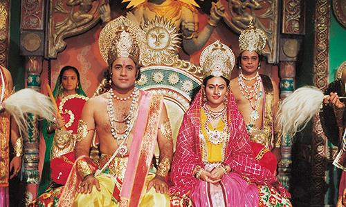 Ramayan makes a comeback on Doordarshan during lockdown