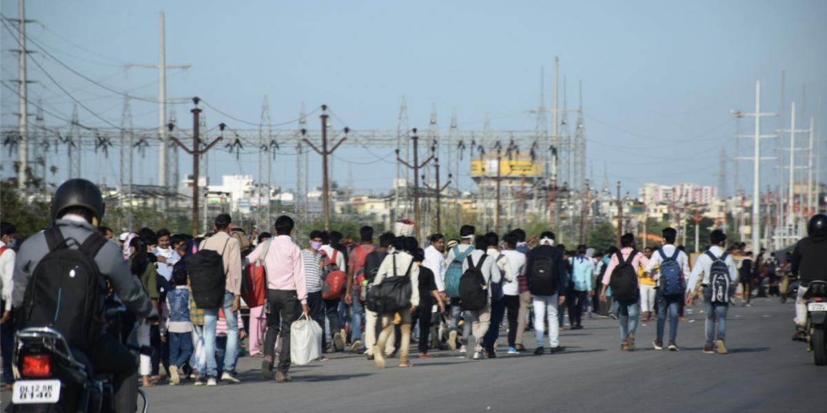 Lockdown: Tamil Nadu Student Dies While Walking Home From Maharashtra