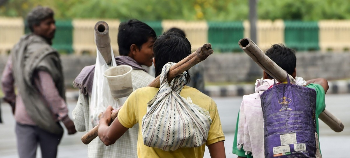 Groups of Migrant Workers Planning to Walk 700 km From Delhi to Dungarupur