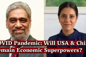 Watch | COVID Pandemic: Will USA & China Remain Economic Superpowers?
